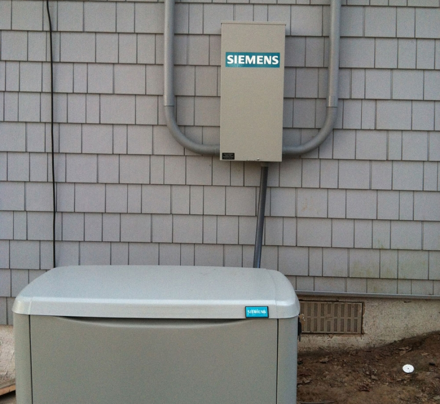 Standby Home Generator